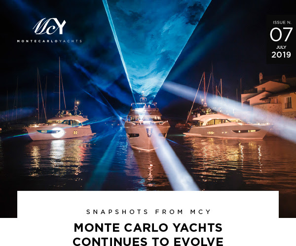 Monte Carlo Yachts continues to evolve