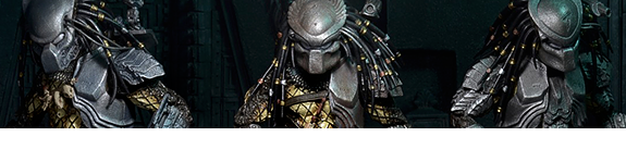 NECA PREDATORS SERIES 15