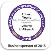 2018 Montreal Alignable Small Business Person Award