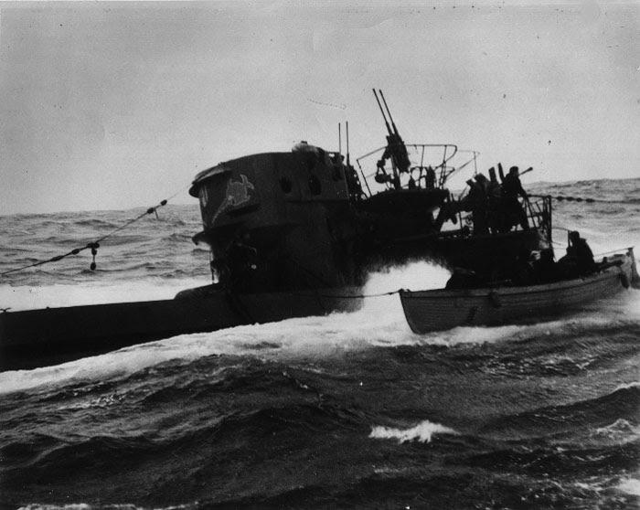 Chasing U-744