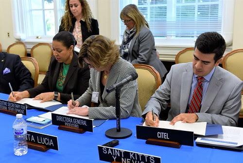 OEA y Fundación ProFuturo llevarán la educación digital a 23.000 estudiantes del Caribe