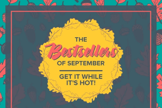 The Bestsellers of September
