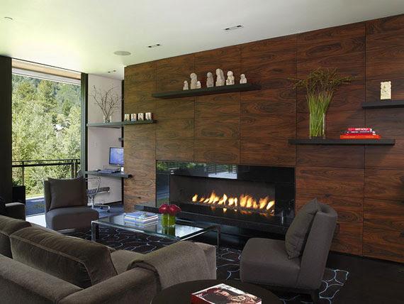 Ανακαινισμένο σπίτι με εξαιρετικά Interiors Designed By Stonefox Σχεδιασμός 5