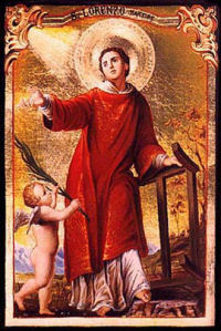 Święty Wawrzyniec