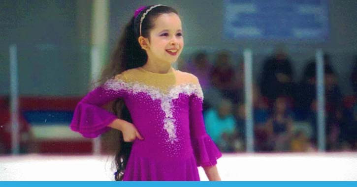 Bringing Olympic Dreams to Life with Figure Skater Iberia