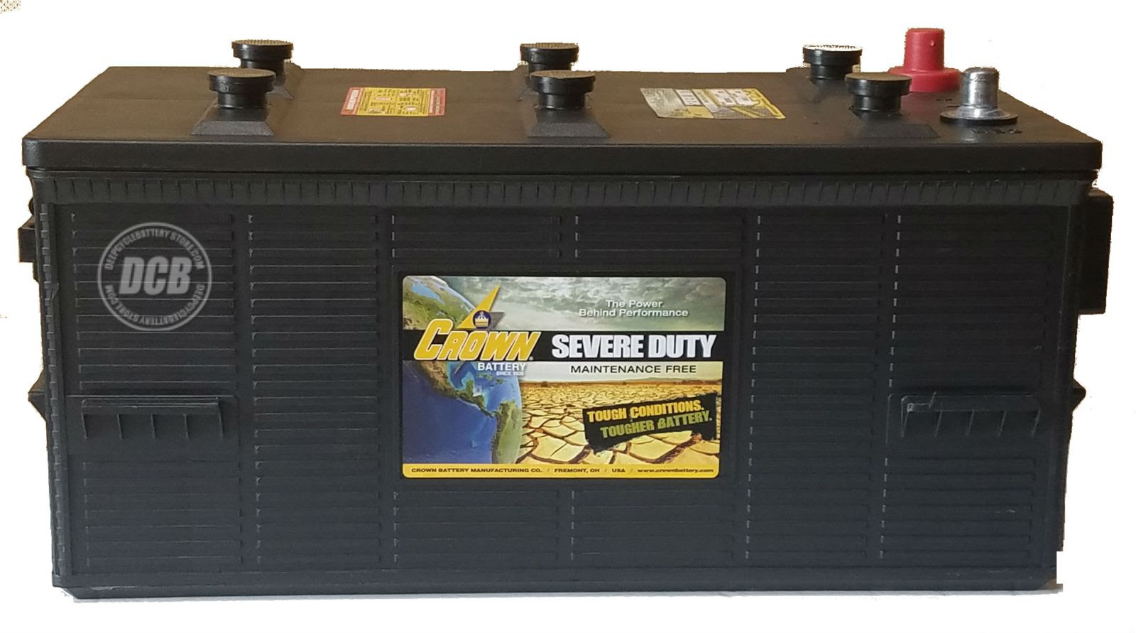 Crown Severe Duty Battery