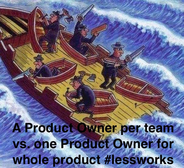 One Product Owner vs Multiple Product Owners