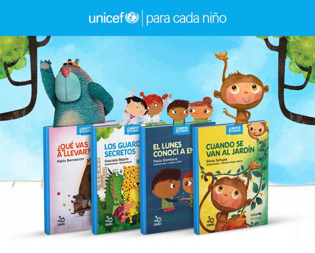 UNICEF - Cuentos que cuidan