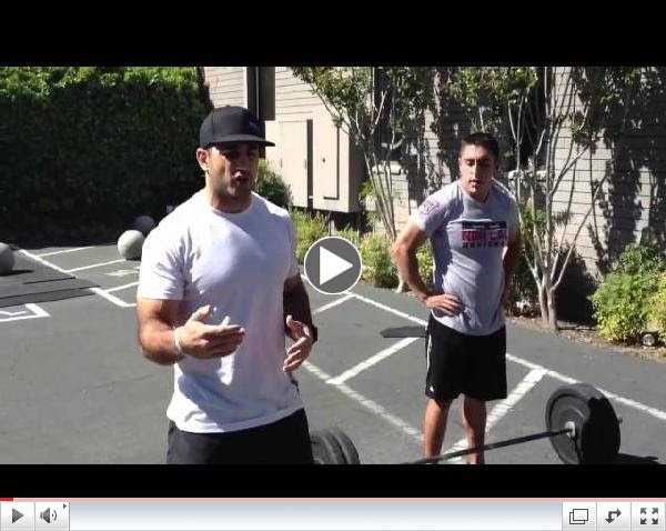 Quick tips on the dead lift with Jason Khalipa
