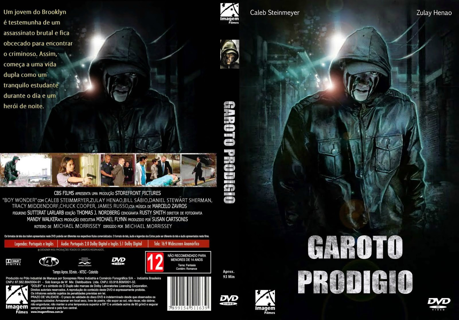 Garoto Prodígio Torrent – BluRay Rip 720p Dual Áudio / BluRay Rip 1080p Dublado 5.1 (2014)