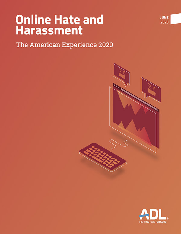 Read the Online Hate and Harassment Report
