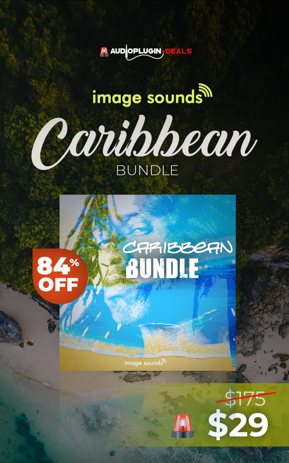 84% Off on Caribbean Bundle by Image Sounds