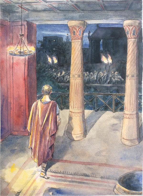 The God Abandons Antony