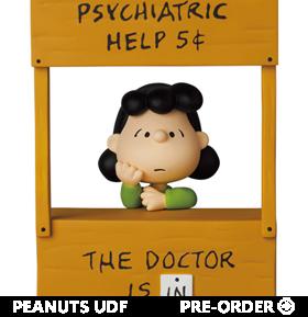 Peanuts UDF