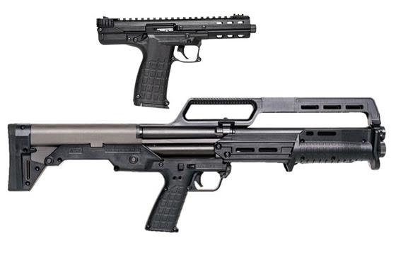 Tested: Kel-Tec's CP33 Pistol and KS7 Shotgun