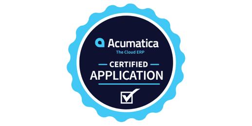 Acumatica Certification Logo