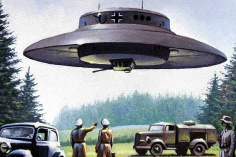 German Secret Space Program - Hidden To Enslave Us!