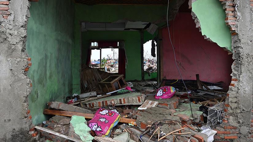 El tsunami lo puso ante la peor encrucijada: Salvar a su esposa o rescatar a su madre y a su hijo