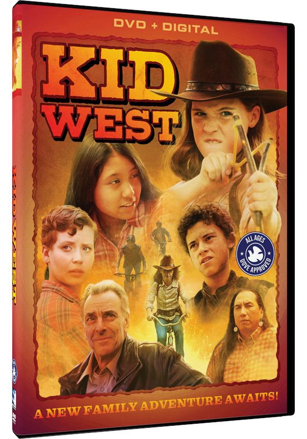 Kid West – DVD + Digital