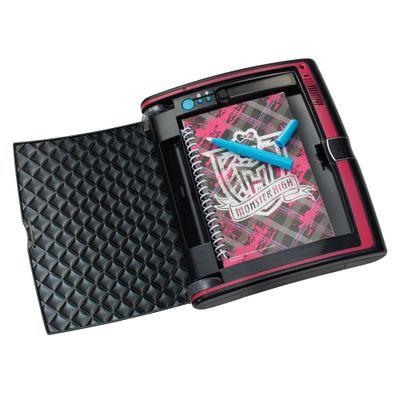 Monster High Diário Secreto Eletrônico - Mattel