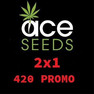 ACE Seeds 420 promo 2021