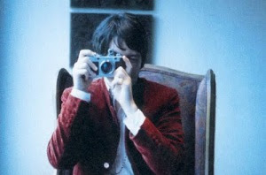 One of my favourite pictures of Paul, as taken by the Lovely Linda... (Image credit: iwasdreamingofthepast.blogspot.com