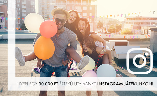Fashion Days - Instagram nyereményjáték
