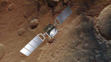 Mars Express Artist's Impression