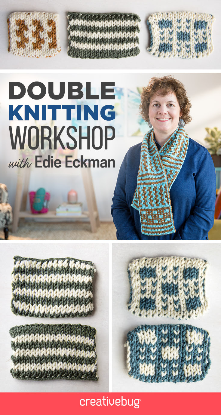 Learn How to Double Knit!