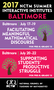 2017 Summer Institutes Baltimore
