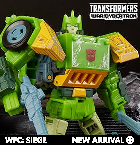 Transformers War for Cybertron: Siege Voyager Springer