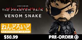 Venom Snake Nendoroid