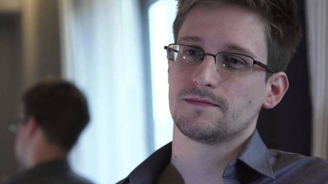 Edward Snowden: Bizarre Release of Files About Europe (Video)