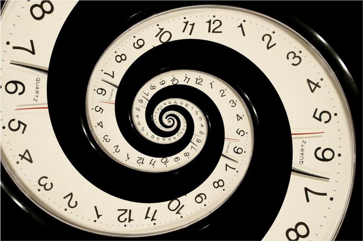 Η μέτρηση του χρόνου, Σάββατο 25 Απριλίου