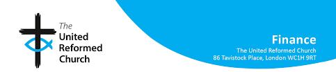 URC letterhead