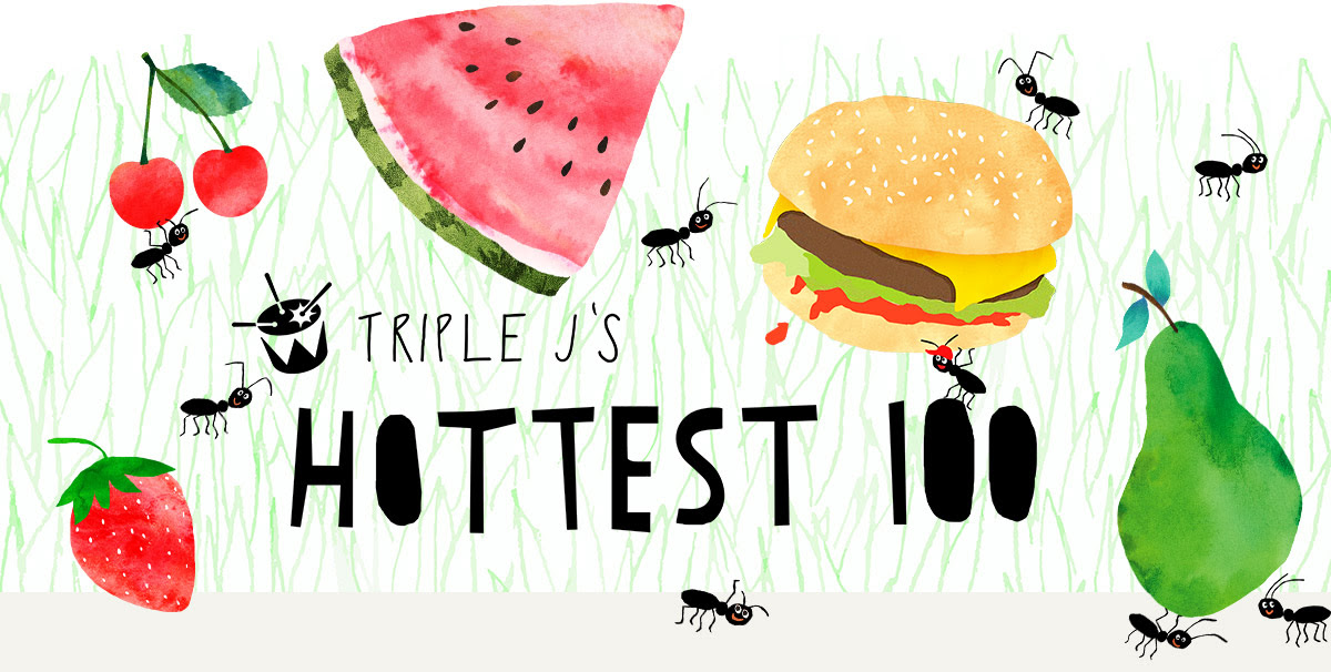 My #Hottest100 Votes 2016