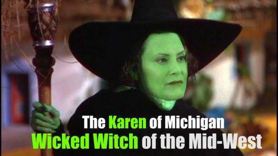 gretchen whitmer witch
