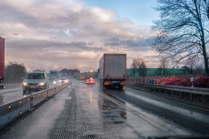 Who Benefits From the Package Traffic Jam?