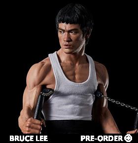 Bruce Lee Tribute (Ver.4) 1/4 Scale Statue (With Bonus)