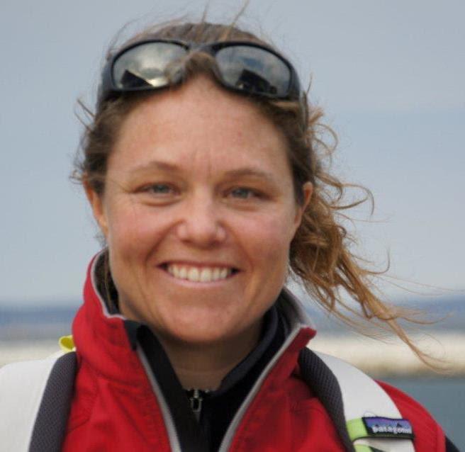 Sally Barkow- SCA Sailing