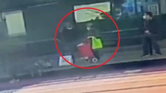 Vídeo mostra ataque com a duas mulheres asiáticas nos EUA