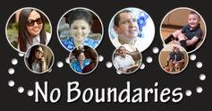 """""""No Boundaries"""" 2015 participants"""