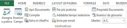 AlexPro4Excel