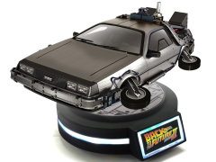 BTTF 2 MAGNETIC LEVITATING DELOREAN