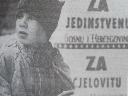 """Povodom 1.marta-Dana nezavisnosti BiH: """"ZA"""" suverenu i nezavisnu BiH glasalo je  99,42 % građana općine Kakanj koji su pristupili referendumu"""