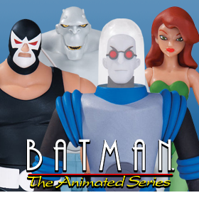 BATMAN: THE ANIMATED SERIES FIGURES