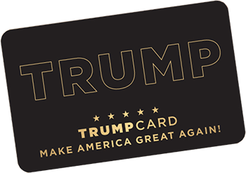 Trump Presidential Black Card Scam Elite Membership Make America Great Again