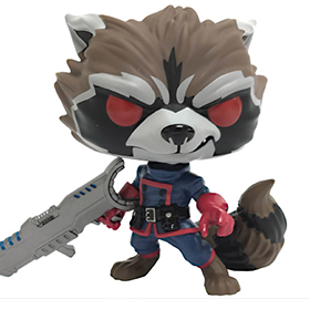 POP! ROCKET RACCOON PX PREVIEWS EXCLUSIVE
