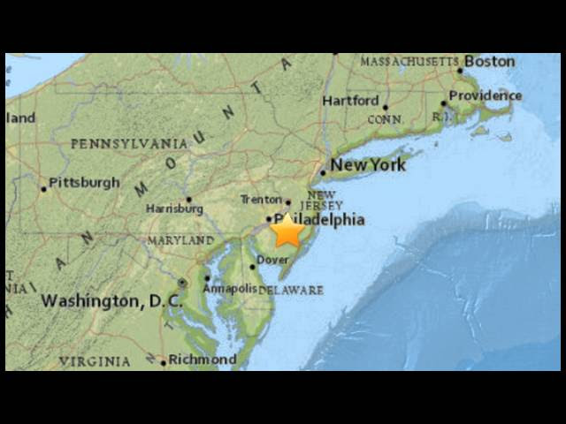 Earthquake-Like Sonic Boom Rattles New York, New Jersey and New England  Sddefault