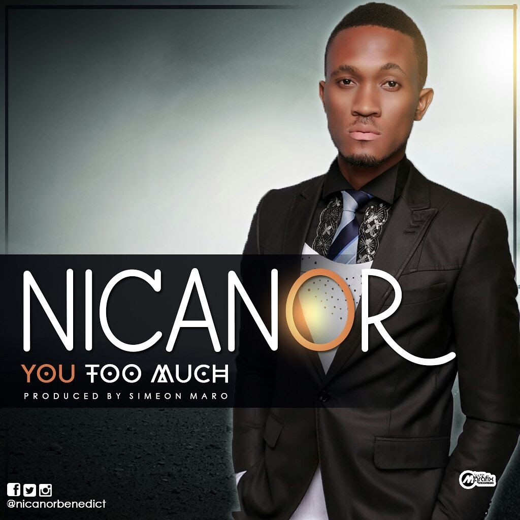 YOU TOO MUCH - Nicanor [@nicanorbenedict]